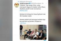 Kaltara harus waspada empat korban Virus Corona Malaysia