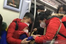Keteguhan Mila di tengah ironi Imlek di Wuhan