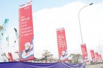 Hutama Karya kickoff kampanye SETUJU tahap 2