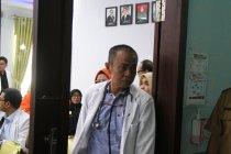 Aksi mogok dokter di RSUD Dumai