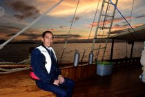 Tinjau kesiapan wisata bahari Labuan Bajo, Presiden naiki kapal phinisi