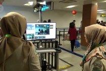 Bandara Husein Sastranegara pasang thermo scanner deteksi virus Corona