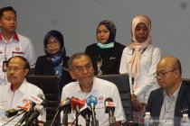 Pasien pertama COVID-19 orang Malaysia sembuh