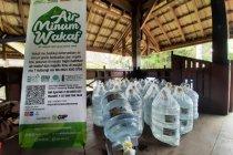 ACT distribusikan puluhan galon Air Minum Wakaf di perkemahan pramuka