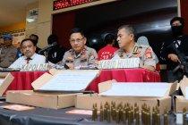Polda Sulsel bongkar industri rumahan pembuatan senjata api rakitan