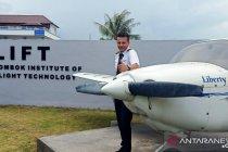 Institut Teknologi Penerbangan Lombok terus cetak pilot berkualitas
