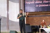 Pangdam IX/Udayana ajak PAMKI Bali berikan edukasi terkait Covid-19