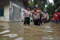 2.000 lebih rumah warga di Cirebon kebanjiran
