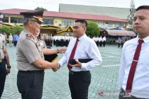 Kapolda Kalsel ganjar penghargaan pengungkap 32,6 kilogram narkoba
