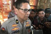 Polri akan tindak tegas masyarakat yang kuasai 11 senpi milik TNI