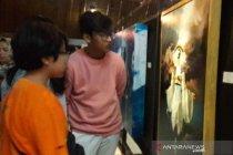 80 karya lukis dipamerkan di Pendopo Pengayoman Temanggung