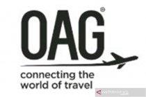 OAG dan IATA perkuat kemitraan, hadapi perubahan pasar, jadwal
