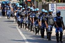5 Tewas, 90 luka-luka akibat bentrokan aksi protes di India