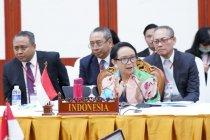 Menlu Retno ajak ASEAN, China perkuat mekanisme hadapi wabah COVID-19