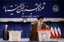 Iran gelar Pemilu Parlemen