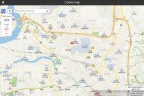 Bersepeda mengelit ranjau corona di Korea Selatan