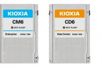 Kioxia pertama yang berikan drive solid state PCIe® 4.0