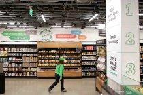 Mengintip toko swalayan tanpa kasir milik Amazon di Seattle