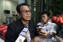 KPK cecar pejabat Kemenag Undang Sumantri dicecar soal aliran uang
