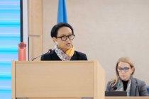 Menlu Retno angkat pemberdayaan perempuan dalam Sidang HAM PBB