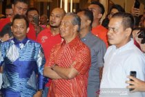 Partai Bersatu tegaskan dukung Mahathir sebagai perdana menteri
