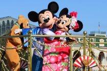 Disneyland, DisneySea Tokyo sementara tutup karena COVID-19