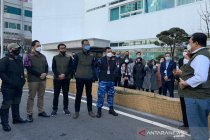 KBRI Seoul tutup sementara untuk cegah virus corona