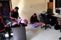 Penyidik Kejati Malut geledah kantor samsat Morotai