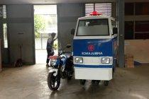 Inovasi ambulans motor karya siswa SMKN Sumsel