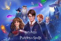 Zynga umumkan game mobile magis match-3 Harry Potter: Puzzles & Spells