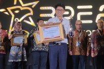 PT KAI Raih Good Performance dari Kementerian BUMN