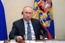 Presiden Rusia Vladimir Putin akan berpidato pada Forum Ekonomi Dunia