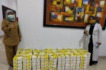 Jaswita Jabar buka donasi paket makanan untuk petugas kesehatan
