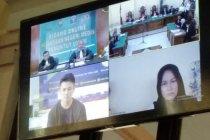Tiga terdakwa pembunuh hakim PN Medan terancam hukuman mati