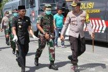 TNI-Polri perketat pengawasan perbatasan wilayah Penajam cegah Corona