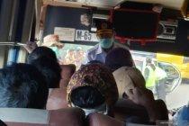 Puluhan kendaraan dari luar kota dilarang masuk Cianjur