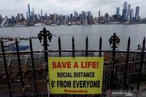 Kematian akibat COVID-19 di rumah tidak terlaporkan di New York