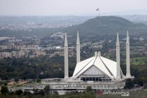 "Pakistan \""lockdown\"" parsial, begini suasana kota Islamabad"
