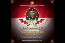 Kapolri berbelasungkawa atas wafatnya Wakil Jaksa Agung