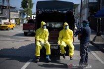 Ekuador bangun pemakaman darurat selama pandemi corona