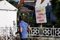 Pesan lawan COVID-19 dari penduduk kota Sydney