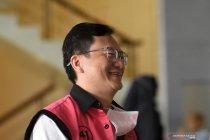 Benny Tjokro didakwa lakukan pencucian uang dari korupsi Jiwasraya