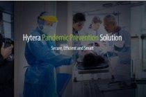 Solusi anti-pandemi Hytera bantu atasi krisis virus