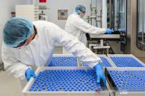 Pfizer teken kontrak produksi remdesivir buatan Gilead untuk COVID-19