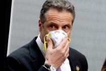 Gubernur New York: Pilih vaksin atau tes COVID tiap minggu