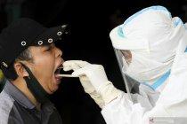 Depok lakukan pemeriksaan antigen pada warga yang memasuki wilayahnya