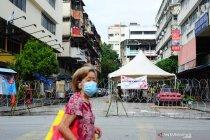 Positif COVID-19 harian di Malaysia kembali ke dua digit