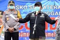 Gubernur Sumsel minta penegakan PSBB tetap utamakan etika