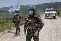 PBB  beri anugerah ke satu prajurit Indonesia yang gugur saat tugas