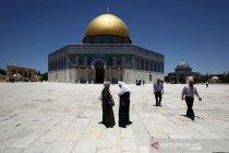 Yordania kecam pelanggaran Israel di Masjid Al-Aqsa